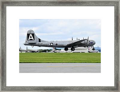 Boeing B-29 Superfortress Framed Print by Dan Myers