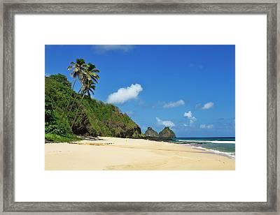 Boldro Beach Framed Print