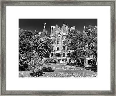 Boldt Castle 0152 Framed Print