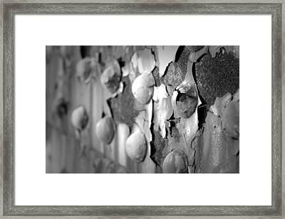 Bolts Framed Print by Eric Gendron