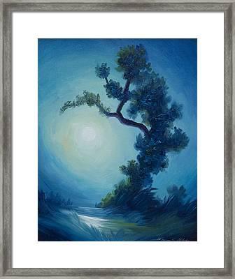 Bonsai I Framed Print by James Christopher Hill