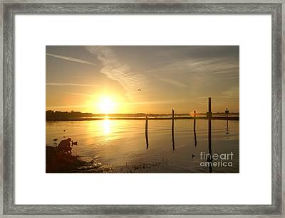 Boom There It Is Framed Print by Jack Norton