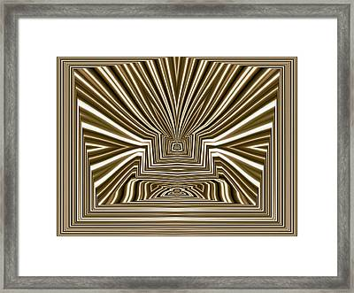 Bourie Framed Print by Danny Lally
