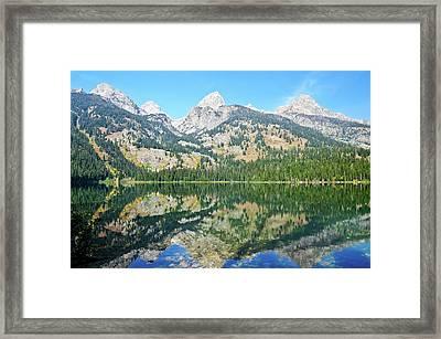 Bradley Reflections Framed Print by Greg Norrell