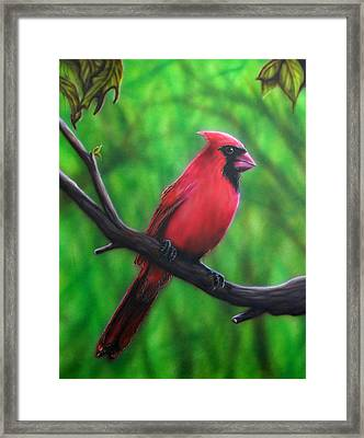 Branch Manager Framed Print by Mike Wilber