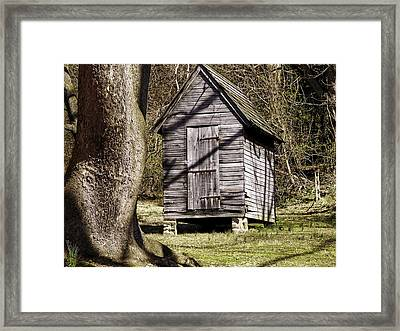 Brandywine Framed Print by Leroy McLaughlin
