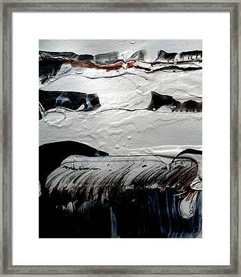 Breakers Framed Print by Chad Rice