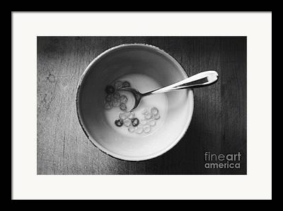 Breakfast Framed Prints