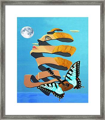 Breaking Dawn Framed Print by Eric Kempson