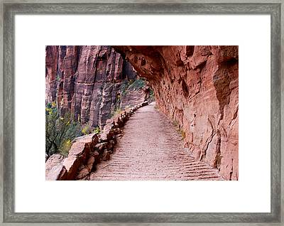 Breaking Wave Framed Print