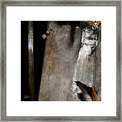 Breakthrough Framed Print by James VerDoorn