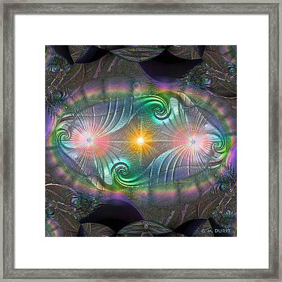 Breakthrough Framed Print by Michael Durst