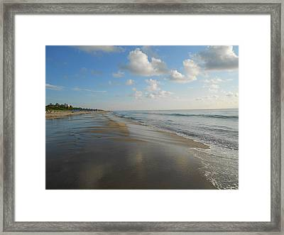 Framed Print featuring the photograph Breath Of Life by Sheila Silverstein
