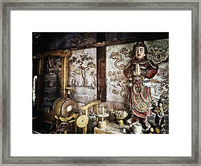 Breath Framed Print by Skip Nall