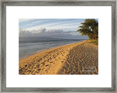 Framed Print featuring the photograph Breathe by Leslie Hunziker