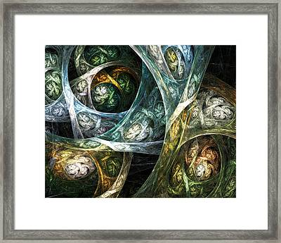 Breezing Framed Print by Drake Lock