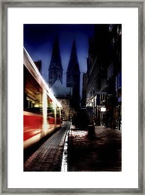 Bremen Framed Print