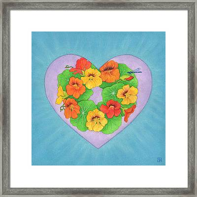Brianna Framed Print by Lisa Kretchman