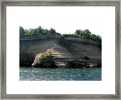 Bridalveil Falls  Framed Print by Keith Stokes