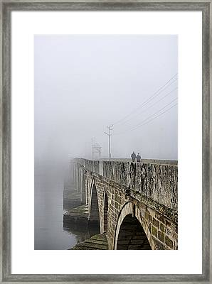 Bridge - 3 Framed Print