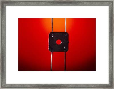 Bridge Rectifier Framed Print by Andrew Lambert Photography