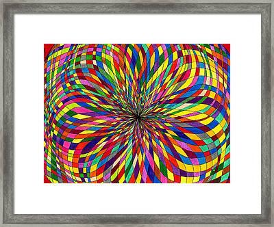 Bright Morning Framed Print