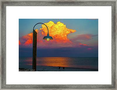 Brilliant Framed Print