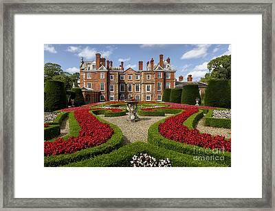 British Garden  Framed Print by Adrian Evans