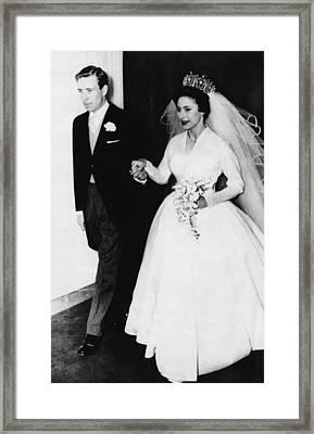 British Royal Family. Earl Of Snowdon Framed Print