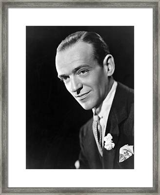 Broadway Melody Of 1940, Fred Astaire Framed Print by Everett