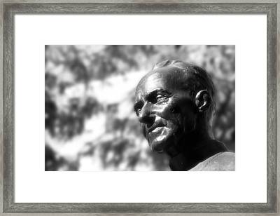 Brother Andre Framed Print by Nicola Nobile