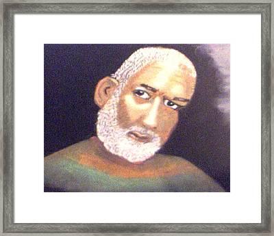 Brother Man Framed Print