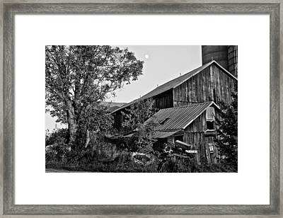 Brownies Barn  Framed Print