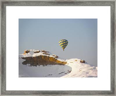 Brrrr Framed Print by FeVa  Fotos