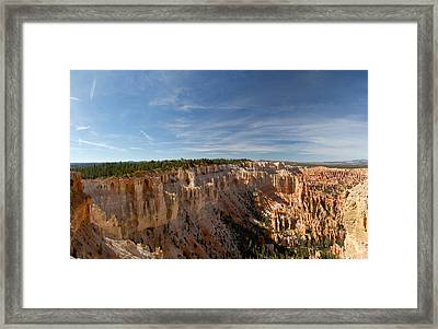 Bryce Canyon 01 Framed Print by John Appleby