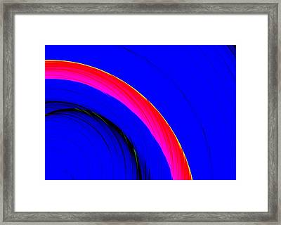 Framed Print featuring the digital art Brygos by Jeff Iverson