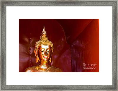 Buddha Bliss Framed Print