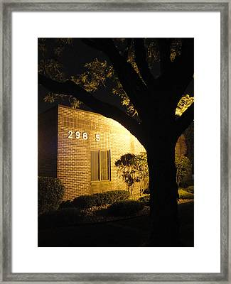 Building Two Nine Eight Dash Five Framed Print by Guy Ricketts