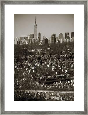 Buildings Framed Print by RicardMN Photography