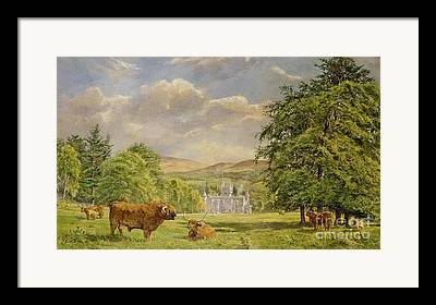 Balmoral Framed Prints