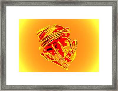 Bundle Of Joy Framed Print