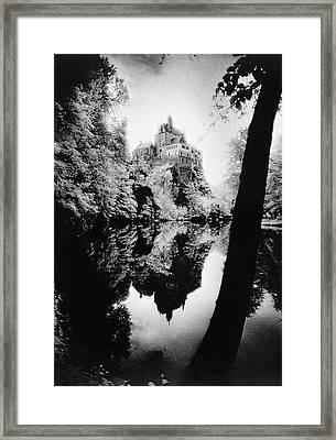 Burg Kriebstein Framed Print by Simon Marsden
