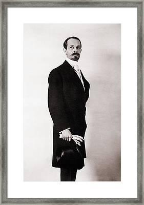 Burton Holmes 1870-1958, Was An Framed Print