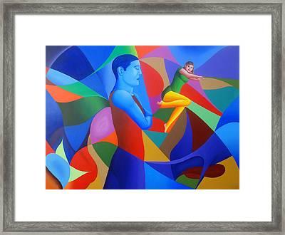 Butterfly Flyaway Framed Print by MAK Muhammad Arshad Khan