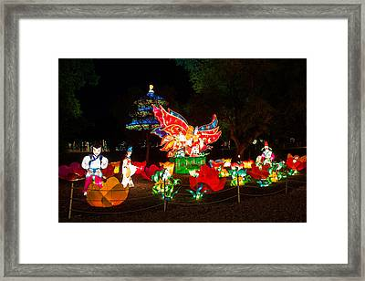 Butterfly Lovers Framed Print by Semmick Photo