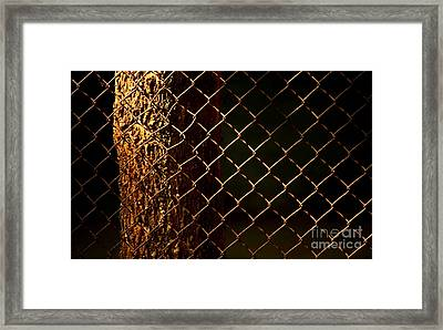 By The By Framed Print by Vishakha Bhagat
