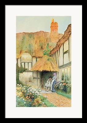 Arthur Strachan Framed Prints