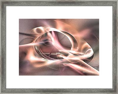 By The Kings Dream Framed Print by Abstract art prints by Sipo
