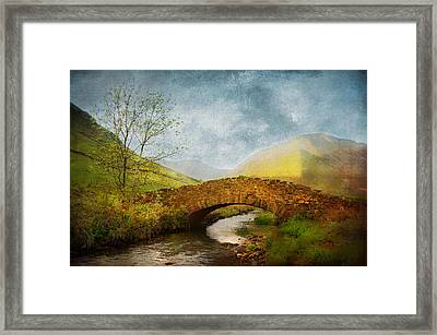 By The River Framed Print by Svetlana Sewell