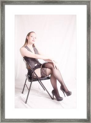 Cabaret 6 Framed Print by Matthew Angelo